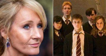 多名《哈利波特》演員公開「批評JK羅琳」,羅琳再發一篇長文反擊.... - 我們用電影寫日記