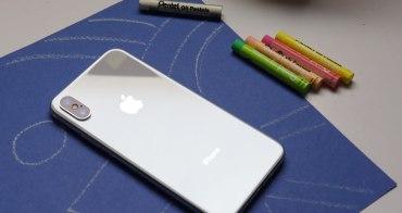 IphoneX開箱、與iphone8螢幕差異及選購保護貼的注意事項。
