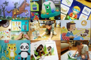 1月書單:美術家提盒,生活經驗書單,陶土遊戲書,德國Haba教玩具