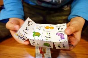 可折轉10000次的魔術方塊書|隨身帶著走|有專利的zoobookoo生活認知教具