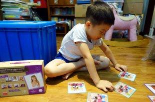 建立順序概念|西班牙akros大尺寸遊戲卡及四格故事拼圖(適合拖拉與忘東忘西小人 )