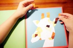 3合1動物數字貼紙書|Paint by Sticker Kids: Zoo Animals,拼圖、專注力、順序概念全搞定