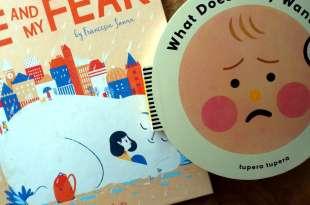 恐懼並不可怕,當孩子說他怕怕時|適合小小孩的情緒書單Me and my fear