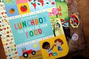 我家小吃貨的共讀書單| Lunchbox the story of you food|午餐盒裡的秘密