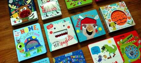 小孩喜歡到不行,12本《怪怪觸覺書》大集合 連媽媽都愛到選擇障礙(上集)