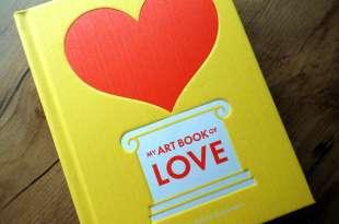 孩子的第1本藝術硬頁書 My Art Book of Love 梵谷,高更,畢卡索⋯⋯超過30位藝術家