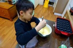 在家就能玩|烘焙也能培養孩子自信心|Bruno電烤盤我家心頭好