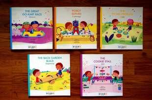 [英國KS1科學書單] 好棒的5本STEAM故事書|引導孩子問題解決,制訂計劃,動腦行銷