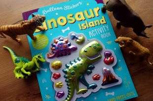[心得分享] 孩子的視知覺遊戲|My First Copy and Colour|還有恐龍氣球貼紙遊戲書