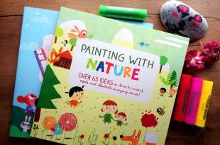 不會畫畫的媽在家也能陪,愛到入手續集|My Little Artist Book|孩子的創意大爆發