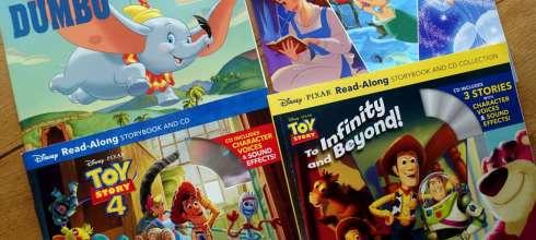 小孩的英文耳|從小聽到大的迪士尼電影有聲CD書|小飛象和玩具總動員4