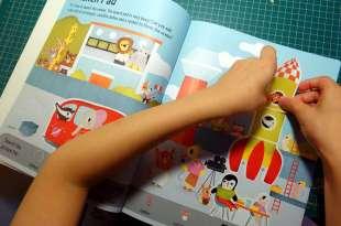 [小孩打發時間好物] 12本遊戲書大集合|故事貼紙書,大尺寸貼紙書,亮晶晶貼紙書,第1本貼紙書