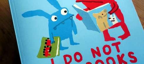當孩子準備進入閱讀階段|I Do Not Like Books Anymore!|引導孩子不怕看「字」
