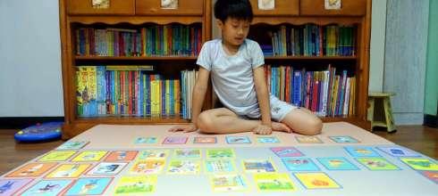 3歲up可玩:建立邏輯力,計劃力,順序概念 說自己的故事 Community Helpers卡盒