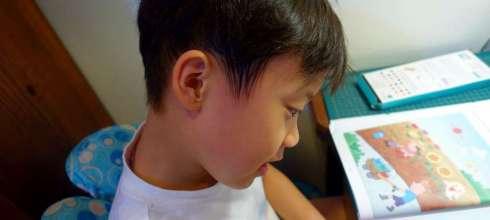 適合3歲以上小孩:動動腦來思考|Kumon功文教材遊戲書(英文版)|邏輯與空間推理
