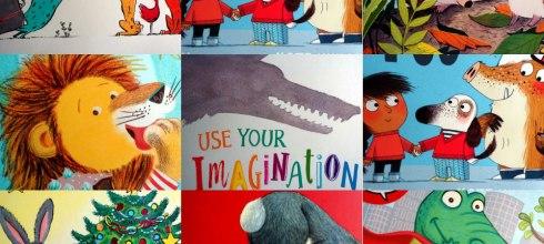 10本有聲書培養孩子英文耳|Use Your Imagination-Stories Aloud系列|數位音檔故事書