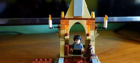 哈利波特化身為樂高積木更值得入手|Lego Harry Potter Build Your Own Adventure