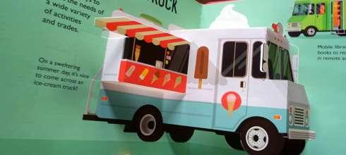 長男次子書單|Cars and Trucks立體書|英國紙雕大師打造10台夢幻立體車