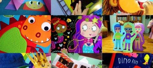 [揪團]11月書團:數位音檔故事書,膠片書,硬頁書,遊戲貼紙書,水畫書,立體書,西班牙akros教育玩具