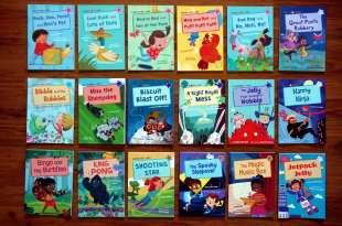 地表最強影音讀本|英國小孩的分級讀本|Maverick Early Reader全級數分享