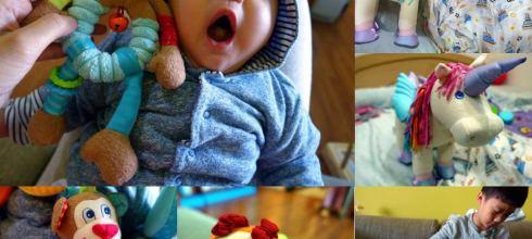 說什麼也要入手 德國Haba彩虹獨角獸大尺寸玩偶 還有可愛實用的安撫娃娃和醫生小提箱