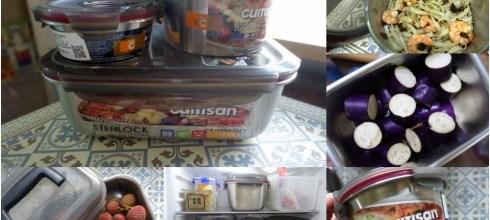 冰箱收納控必看|酷藝師不鏽鋼保鮮盒|烤箱,微波瀘,冰箱,冷凍庫都可用,還可以做便當盒