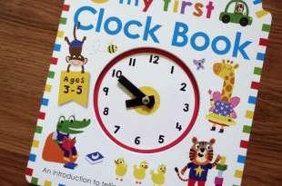 不怕去上學|my first Clock Book|我的第1本時鐘書
