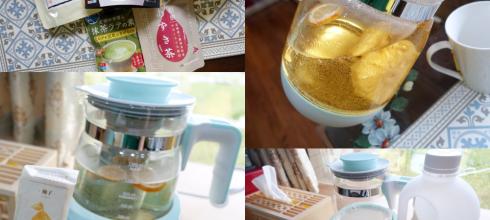 溫溫喝鼻子不過敏|ikiiki智能溫控養身壺|溫豆漿牛奶, 泡茶,調奶,泡咖啡,優格DIY也行