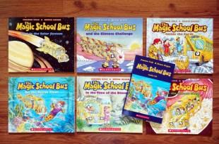 英文力書單|The Magic School Bus魔法校車經典CD有聲書|還有內褲超人