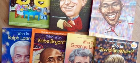 (進階)閱讀不偏食|連續18年獲家長教師喜愛WHO HQ讀本|英文力書單