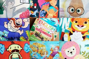 [揪團] 11月書團: DK兒童英文自學教材書, 橋樑書與讀本, 親子共讀硬頁書, 繪本