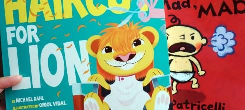 親子共讀|讓孩子有投射心理的選書|Haircut for Lion