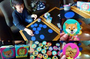 適合3-8歲的隨身桌遊|超有態度的美國Mudpuppy迷你記憶卡牌|獲奧朋漢玩具金獎(推)