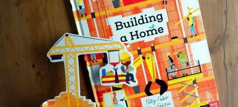 不同的親子共讀書單 Building a Home 和小孩一起看「家」是怎麼蓋的