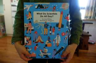 科普書單|What Do Scientists Do All Day?|最強科學家們的大集合