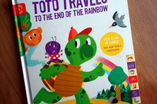 親子共讀新趨勢|I Choose My Story: Toto Travels to End of the Rainbow|換小孩做主