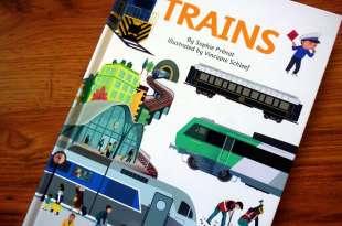 地表最威的火車大集合操作翻翻書|Ultimate Spotlight: Trains|今年不出國,在家共讀去旅行