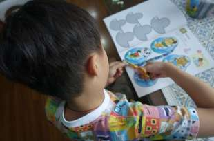 Kumon功文美勞書單|My Book of Easy Crafts動手做遊戲書|還有創意圖畫書