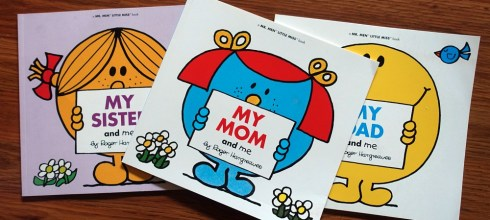 3-7y親子共讀:Mr. Men and Little Miss奇先生妙小姐的家庭教育故事書