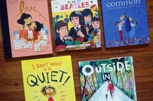 2021年初,親子共讀,精選繪本分享