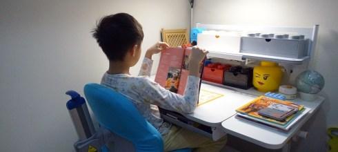 同大爺的閱讀燈|使用一年的MAGIC LED護眼臂燈,專為孩子設計