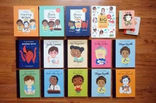美到我每一本都想買 Little People Big Dreams 不能錯過的好書