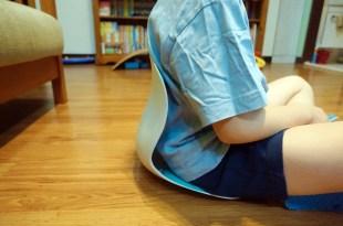 坐姿不良必備|韓國-Curble kids 3D美學護脊椅|矯正坐姿好好用