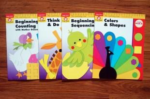 美國Evan Moor分齡的Learning Line學習系列練習書