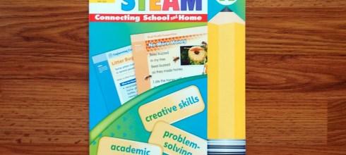 適合3-8歲up 美國Evan-Moor分級教材STEAM 科普主題
