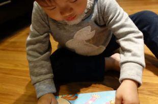 [2y1m]同大爺書報●可愛破表的Lulu操作翻翻書及4片入門拼圖遊戲書●