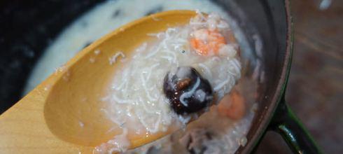 煮出米粒開花的廣東粥小秘訣 ●法國Staub鑄鐵鍋●小廚娘必備好鍋