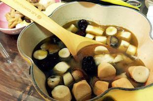 [食譜筆記] 迎接冬天的食補煲湯●紅棗麻油雞養生湯●不加米酒一樣好喝