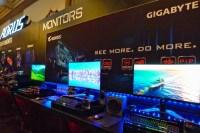 CES 2020 技嘉推出27吋平面Full HD、曲面QHD及32吋大尺寸曲面QHD機種電競螢幕機種