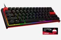 HyperX首款60%鍵盤與,HyperX  攜手Ducky 推出One 2 Mini聯名鍵盤